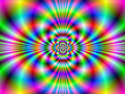 Pre-Conference Events & The Rainbow States of Consciousness