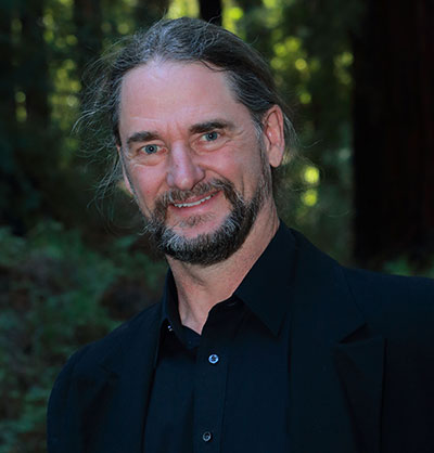 Dr Bruce Damer Bio Pic