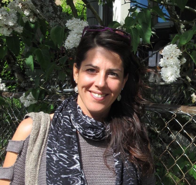 Cvita Mamic – In the Center of Ayahuasca Work