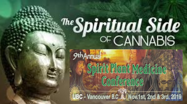 SPMC 2019 Cannabis Ceremony and Dance ftr Shine