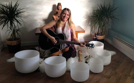 Sunday September 27: On-Line – Crystal Calm VIII Sound Healing Medicine Journey with Theda Phoenix