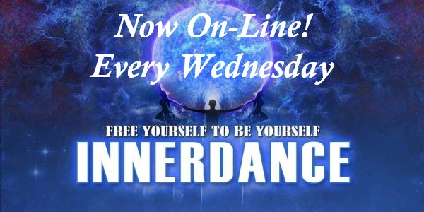 Every Wednesday PM PDT: On-Line Inner Dance: Experience the Transformation